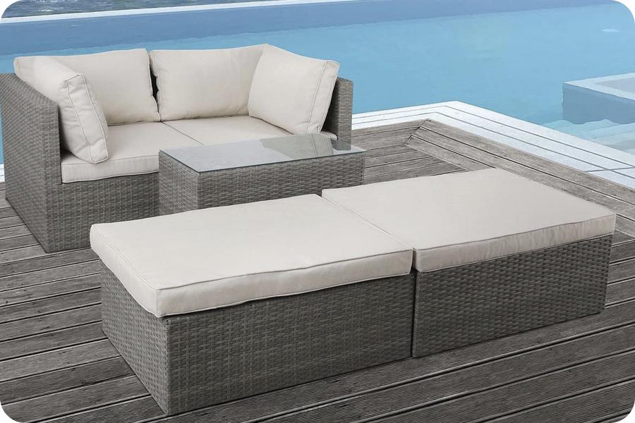 Conjuntos sofa y mesa